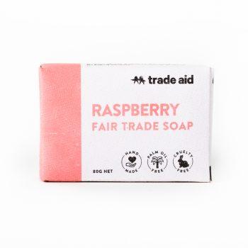 Raspberry soap | TradeAid