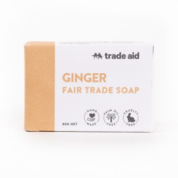 Ginger soap | TradeAid