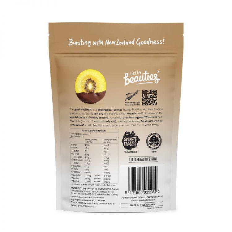 Organic gold kiwifruit slices | Gallery 1 | TradeAid
