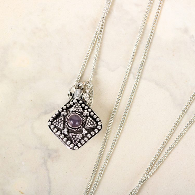 Perfume bottle necklace | Gallery 2 | TradeAid