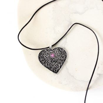 Heart necklace | Gallery 1 | TradeAid