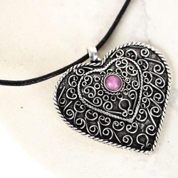 Heart necklace | TradeAid