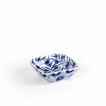 Small blue butterfly dish | TradeAid