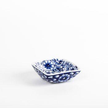 Small blue flower bowl | TradeAid