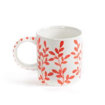 Leaf design mug | TradeAid