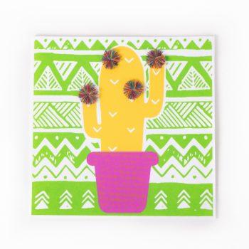 Cactus greeting card | TradeAid