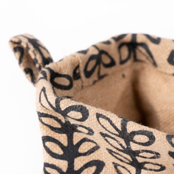 Collapsible jute basket | Gallery 2 | TradeAid