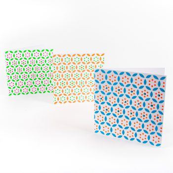 Leaf &dot cards set 6 | TradeAid