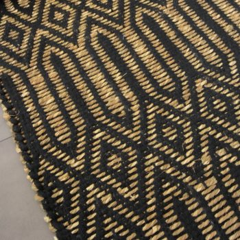 Large deco diamond rug   Gallery 2   TradeAid