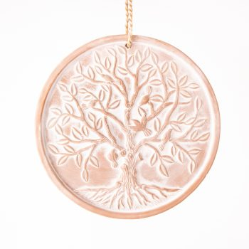 Tree of life terracotta wall hanging | TradeAid