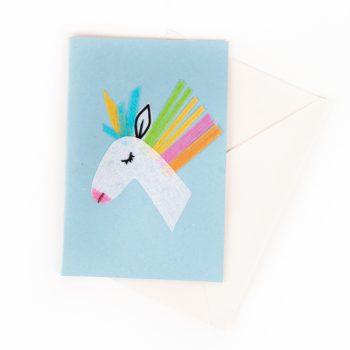Unicorn card | TradeAid