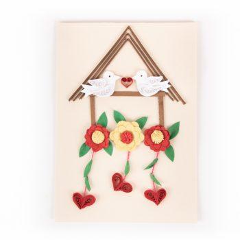 Lovey doves card | TradeAid