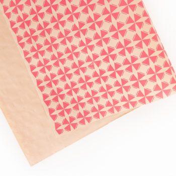 Pink windmill paper | TradeAid